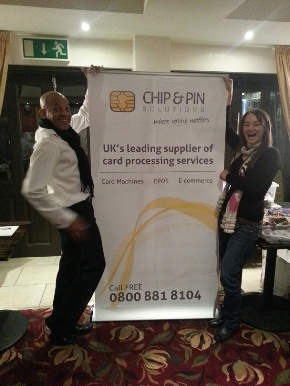 Womens Business Network Lancashire - We love Chip & PIN