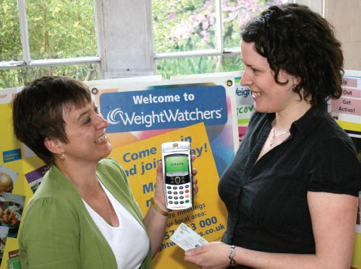 Weight Watchers Choose Chip & PIN Solutions Ltd.