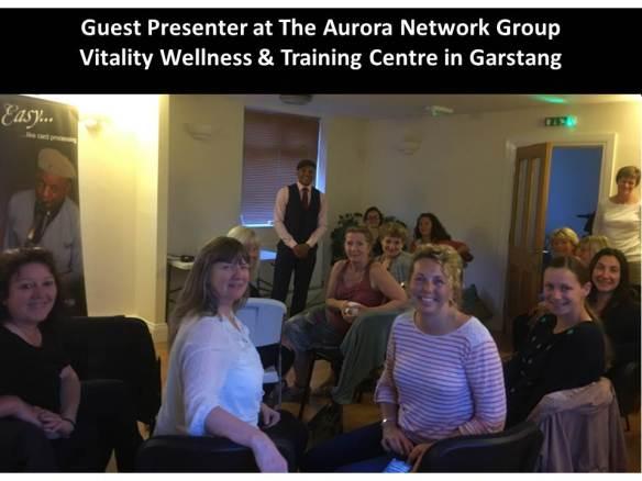 Aurora network group